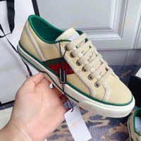 Gucci shoes 2020 Moda Kadın ayakkabı Lüks 1977 Sneakers Sıcak Satış En Popüler Yeni Progettista Günlük Ayakkabılar Boyut Box ile 35-40 Modeli RZ05