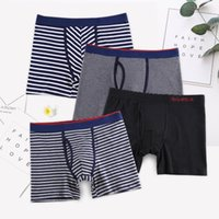 Boxer Men's Panties Set Uomo Manodances Biancheria intima in cotone Uomo Boxer Shorts Panties Boxershorts Uomo Mutande