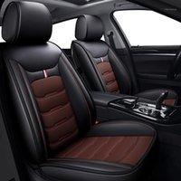 Zhoushenglee Autositzbezüge für Infiniti QX50 QX56 QX80 Q70 QX60 Q50 ESQ QX30 Q50 Q70 Automobile Sitzbezüge Autozubehör1