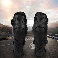 Motorcycle Armor Joelho Protetora Engrenagem Knight Equipamento Kneepads de equitação Off-Road Cotovelo Racing Pads
