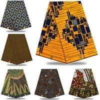 Großhandel! 2020 Hohe qualität Afrikanische Wachs druckt Stoff wahren Ankara Wachs Nigerianischer Stil 6 Yards / PCs 100% Baumwolle! KL1-36 T200529
