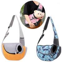الحيوانات الأليفة تسير الظهر الكلب bagdog الذهاب حمل حقيبة الحيوانات الأليفة حقيبة واحدة تيدي قتال كلب صغير رسول حقيبة Q نمط المواد الأصل 1