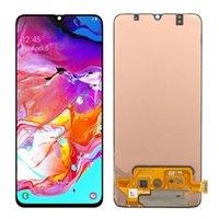 100% testé super amolisé pour Samsung Galaxy A70 SM-A705F A705 écran LCD écran tactile écran de rechange de remplacement pièces de rechange en gros