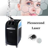 FDA Aprovado Picossecond Laser Tatuagem Remoção Máquinas Pico Lasers Terapia Skin Melasma Spot Tattoos Lazer Remova o equipamento