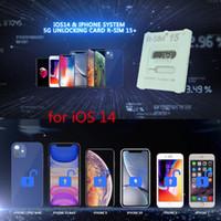 LOSE RKSE Marca ICCID CARTÃO DE UNLOCKING RSIM15 R-SIM 15 Plus Para iPhone 11 12 Pro Max XS XR X IOS 14.X - 7.x 4G 5G Desbloqueio RSIM 14