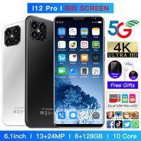 i12Pro smartphone 6.1 inch Unicom 3G Android phone 512+4G cross-border new overseas customization