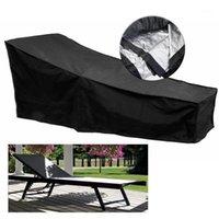 Su geçirmez Güverte Sandalye Yağmur Kapakları Açık Veranda Bahçe Mobilya Kapak Güneş Işığı Kanepe Masa Sandalye Toz Geçirmez Kap Koltuklar Gölge1