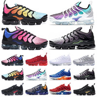 nike Vapormax Tn plus air max New Original Tn Plus Chaussures Casual Vente Volt Hyper Violet Hommes Femmes Chaussures Triple Designer Blanc Noir Rouge Bleu Trainer Tn Chaussures