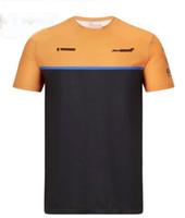 F1 Fórmula Uno Poliéster Secado rápido Traje de carreras 2020 Camiseta de trabajo, SPEED Surrender Motorcycle Traje de Motorcycle, el mismo personalizado de manga corta