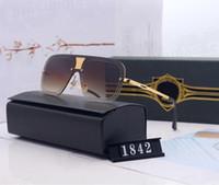 Manwoman 1842 Occhiali da sole Dita Sunglass di Sunglass Quality Sunglasses ProtectionTop UV400 Dita Exgrn