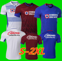 S-4XL 2020 CD CRUZ Azul Soccer Jerseys Home Away 20 21 Alvarado 25 Rodriguez 21 Pineda 31 Escobar 24 Romo 7 Camisas de Futebol Jersey