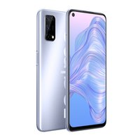 "Original REALME V5 5G Mobiltelefon 6 GB RAM 128 GB ROM MTK 720 Octa Core Android 6.5 ""Vollbild 48MP 5000mAh Fingerprint-ID Smart-Handy"