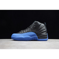 Black Concord Mens 12s Scarpe da basket Jumpman University Gold Stone Blue 12 Game Royal The Master Dark Grey Grey Uomo Atletico Sneakers sportivi sportivi