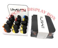 ИМИНИ Дисплей батареи ИМИНИ Дисплей толстые масляные картриджные батареи Imini V2 Kit 650mAh Регулируемое напряжение Vape Store Аксессуары Vape Battery