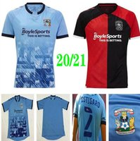 2020 2021 Coventry City Soccer-Trikots Ostigard Jobello Walker McCallum da Costa Hamer 20 21 Home Blue Football Shirts Thailand Größe S-XXL