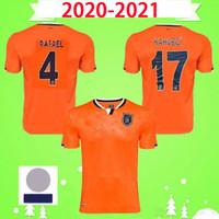 2020 2021 Istanbul Basaksehir FK Футбол Дом 20 21 Футбол Требовые изделия с патч Maillot de Foot Visca Rafael Dmeba BA Kahveci футболка