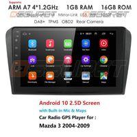 자동차 DVD 플레이어 3 2004-2009 Maxx Axel WiFi 자동 스테레오 GPS 네비게이션 멀티미디어 플레이어 1