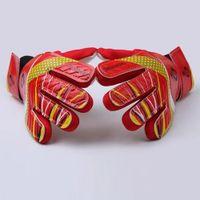 Футбол Новые Дети Гуандс де Портеро для Детских мальчиков Футбол Вратарь Учебные перчатки Знаб