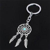 حار بيع حلم الماسك ريشة مفتاح سلسلة شرابات لهجة سير اللون كيرينغ المفاتيح هدية للنساء بالجملة