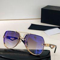 Gafas de sol para hombre de gran tamaño Moda Mujeres Gafas Adumbral Marco completo Calidad UV Protección UV Boutique de gama alta Multi Multi Mixed Eyewear Accesorios con caja