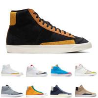 Blazer 77 Erkek Kadın Koşu Ayakkabıları Dorothy Gaters İyi Bir Oyun Vintage Slam Reçel Erkek Trainer Spor Ayakkabı Sneakers