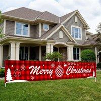 Fengrise سانتا كلوز في الهواء الطلق راية عيد ميلاد سعيد الديكور للمنزل عيد الميلاد الحلي نافيداد نويل السنة الجديدة 2021 201023