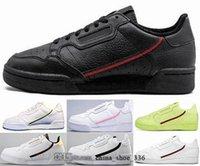 Sepetleri Sneakers Continental 80 Casual 35 EUR 11 Kadın Kanye Chaussures Ayakkabı Eğitmenler Erkek Batı Calabasas Boyut ABD 45 Erkekler 5 Trialler Siyah