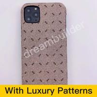 Top Moda Telefono Custodie per iPhone 12 Pro MAX 12 11 XR XS MAX 7/8 PLUS PU Cuoio del telefono Shell Ape per Samsung S20 S10 Plus Nota 20p 10Plus