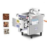 Meuleuses de viande 850W Machine de bureau Machine manuelle électrique manuelle à double usure de broyeur de lame de broyeur de brochure commerciale