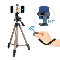 Lightweight Travel Tripod Kit 49inch High with Phone Tripod ...