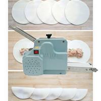 110V / 220 V Komercyjny Kieruch Maszyna Skóry Okrągły Kwadratowy Kieruch Wonton Samosa Pierożek Pastry Wrapper Makered Makered