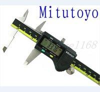 Digital-Vernier-Bremssättel mitutoyo Digital-Bremssatter-Tester 0-150 0-200 0-300 0.01mm Digimatische Bremssättel DHL-freies Verschiffen