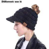 UVRCOS Yeni Şeker Renkler Kış Şapka Kadınlar Örgü Şapka Sıcak Yumuşak Moda Kpop Stil Yün Beanie Zarif All-maç