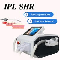 معدات التجميل عالية الجودة IPL SHR ELIGHT ND YAG RF الليزر إزالة الوشم الطبي استخدام العيادة