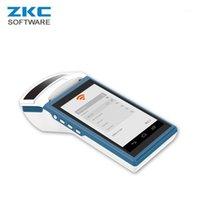 프린터 ZKC5501 3G 와이파이 블루투스 안드로이드 핸드 헬드 컴퓨터 모든 스마트 레스토랑 빠른 판매점 현금 등록 시스템 1