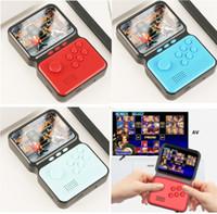 M3 Protable 3 pollici Mini Game Controller Handheld 16 bit Retro Game Console Built-in 900+ giochi classici Gioco ricaricabile all'ingrosso
