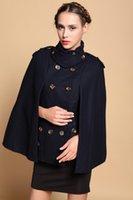 الشتاء 2020 الخريف الأزياء الصوف الرأس معطف إمرأة حامل طوق الصوف المعطف أبلى الكلاسيكية مزدوجة الصدر الكشمير معطف LZCB