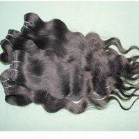 Atacado produtos de cabelo barato weave brasileiro onda corporal rainha brasileira ondulada 6 7 pcs barato processado cabelo humano