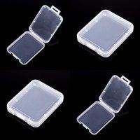 Boîtes de rangement en plastique PP Coffret CF Carte Rhiannon Protection Case Mini vente chaude Vente Gadget pratique 0 12YS J2