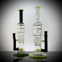 Classic Honeycomb Bong Hookah / EMS Seguro y entrega rápida / Diapositiva de 14 mm / / Efecto de filtrado de agua brillante / Experiencia de fumar excelente / Mirada personalizada / artística