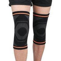 1 قطعة الركبة وسادة كم الحرارية متماسكة ضغط الساق حامي لتشغيل الركض المشي لكرة القدم كرة القدم