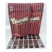 Sac à dos Boyz Boyz Biscotti Sacs à glissière refermables Soldes Soulier 420 Emballage Sacs Mylar avec autocollants d'hologramme