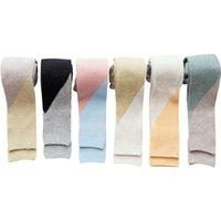 Twill Color Соответствующие леггинсы вязание девочка колготки малыша весна осень теплые дети лодыжки длина брюки мода полосы 15 5yy g2