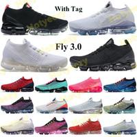 2021 جديد 3.0 الاحذية الرجال النساء يطير أحذية رياضية الثلاثي الأسود الوردي الأبيض جنوب شاطئ رياضة المتسابق الأزرق مجموع البرتقال المدربين العلامة