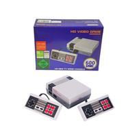 HDMI Game Console HD Video Handheld Mini Classic TV для 600 Nes Games Consols Controller JoyPad Controllers с розничной упаковкой