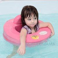 Dois, usar, bebê, bebê, natação, anel, inflável, inflável, vida, vida, children, armpit, círculo, por, 1-8 anos velho