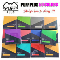 BUFF PUFF PULS PLUS PLUS 800 + BUFFS Dispositivo monouso VAPE DISPOSITIVO POD PEN Cartuccia 650mAh Batteria 3.2ml PRE-riempito Big Stick Pacchetto portatile
