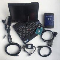 Diagnosewerkzeuge verwendet X200T-Laptop + 320 GB HDD-Generation mehrerer Schnittstelle G-M-Scanner MDI mit GDS2 Tech2Win bereit zur Verwendung1