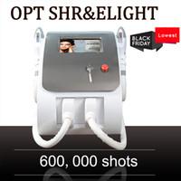 Последние популярные Opt SHR лазерное снаряжение красоты Новый стиль SHR IPL машина оптом RF IPL удаление волос красота машина Veryight Rejupenation кожи