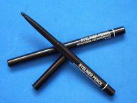 12 pcs / lotes de marca de cosméticos especializada rotatando escalável preto e marrom delineador de beleza